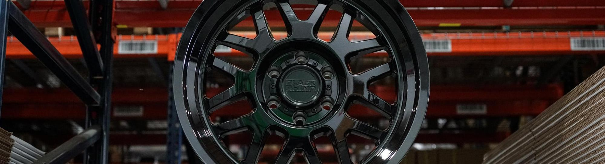 The All New Delta from Black Rhino Wheels
