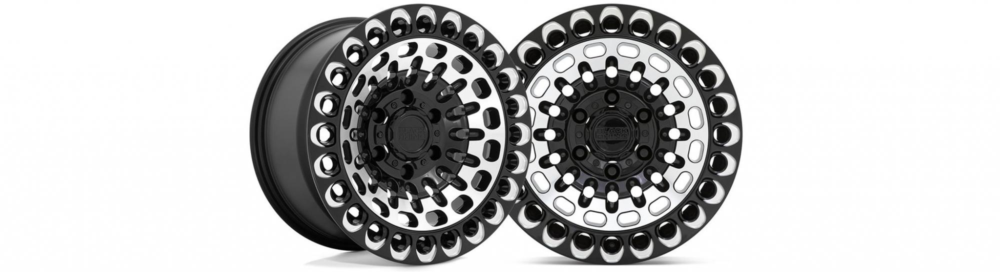 The All New Labyrinth From Black Rhino Wheels