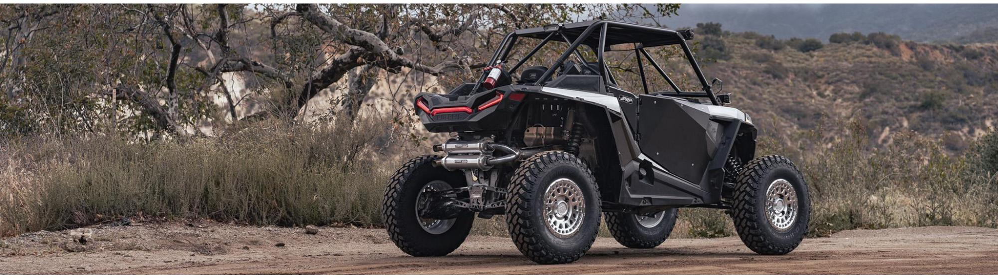 The All New Parker UTV From Black Rhino Wheels