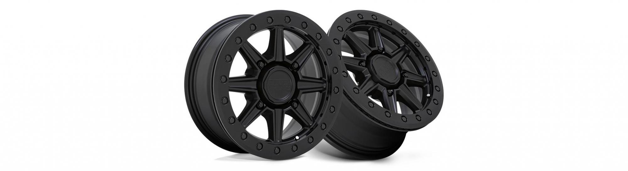 Introducing the Webb Beadlock UTV from Black Rhino Wheels