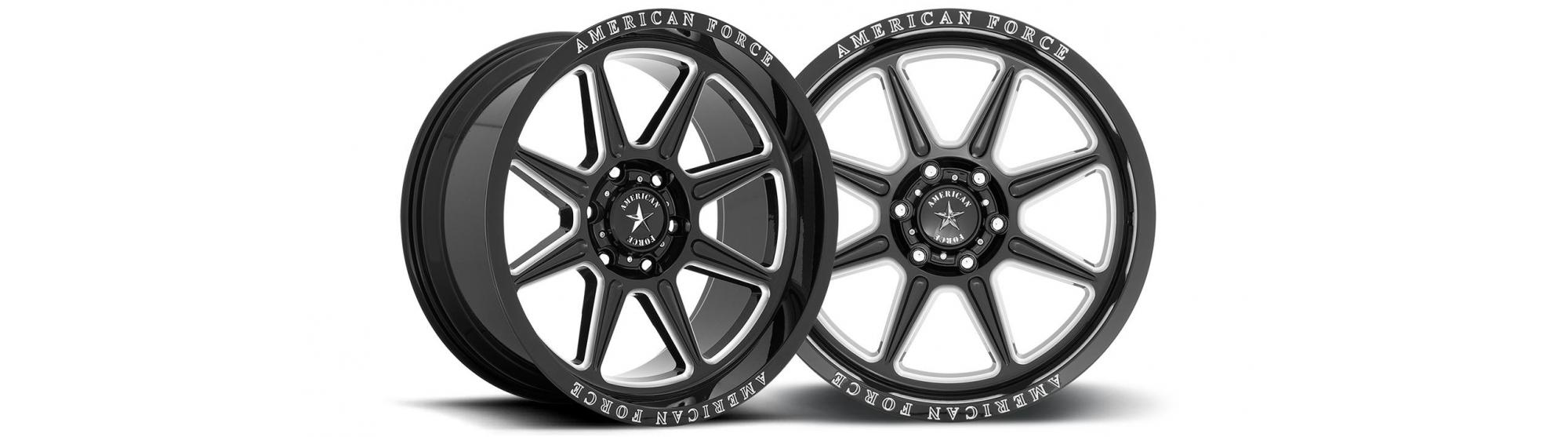 The All New Force Form AC002 Trail from American Force Wheels