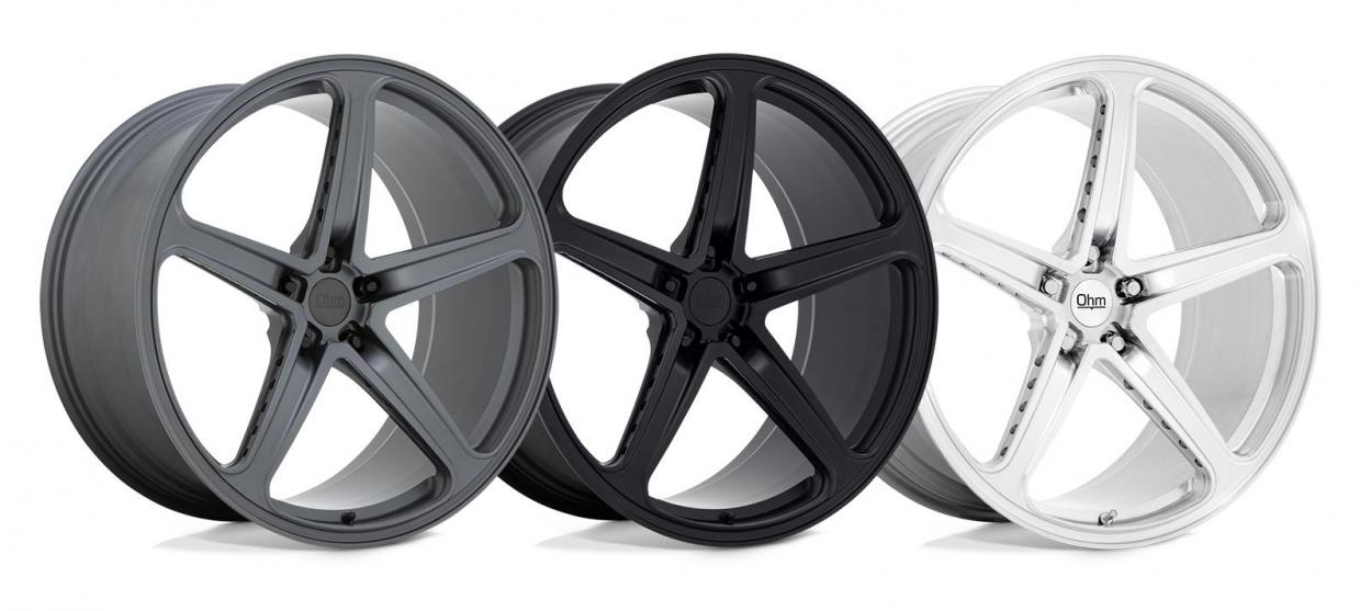 The All New Amp Forged from Ohm Wheels
