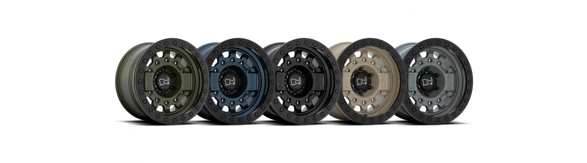 Introducing the Avenger Beadlock From Black Rhino Wheels