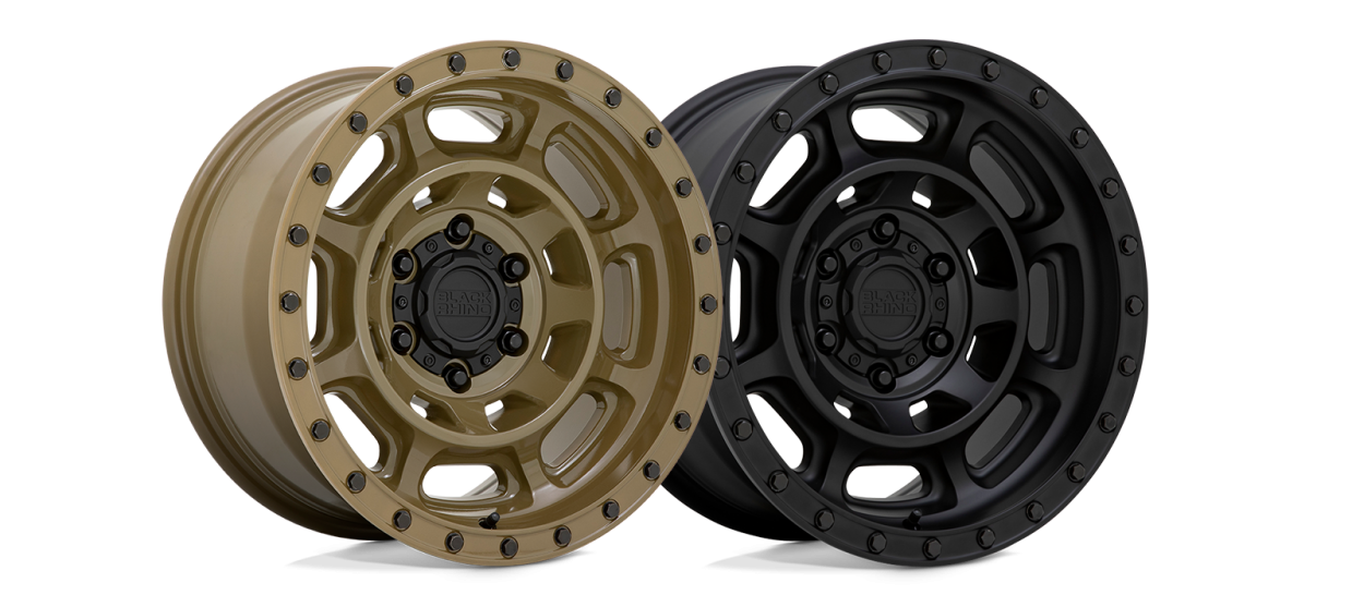The All New Convoy From Black Rhino Wheels