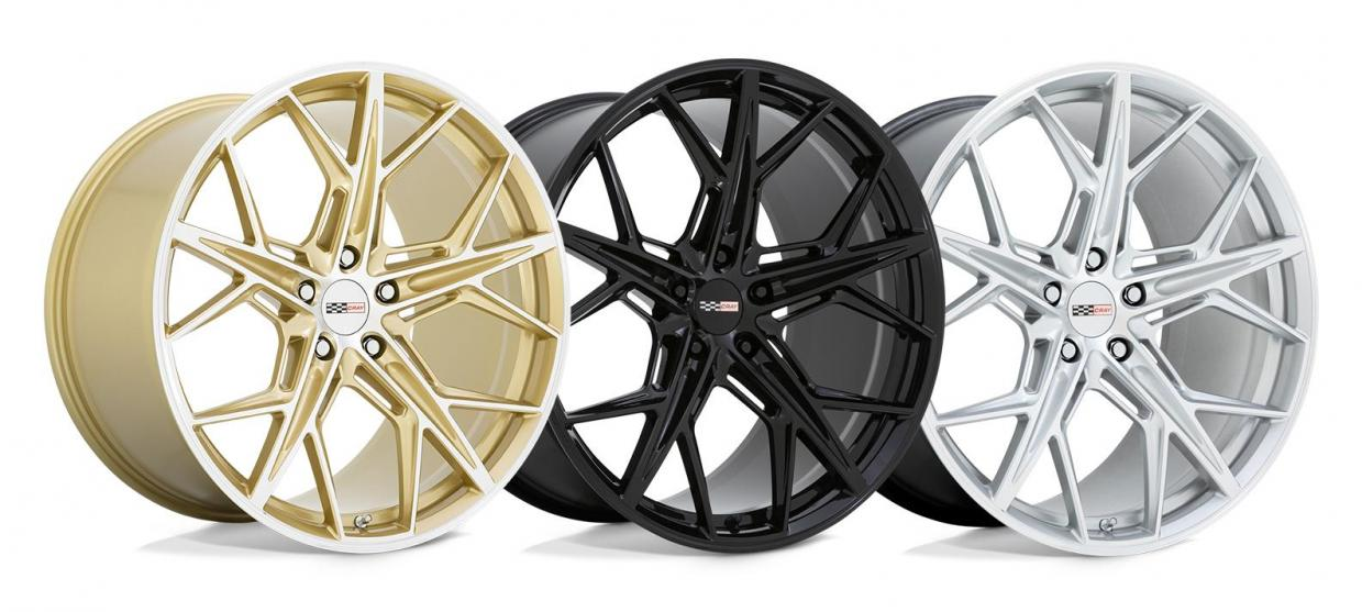 The All New Hammerhead from Cray Wheels