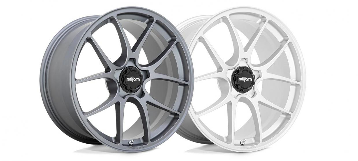 The All New LTN Forged Monoblock from Rotiform Wheels