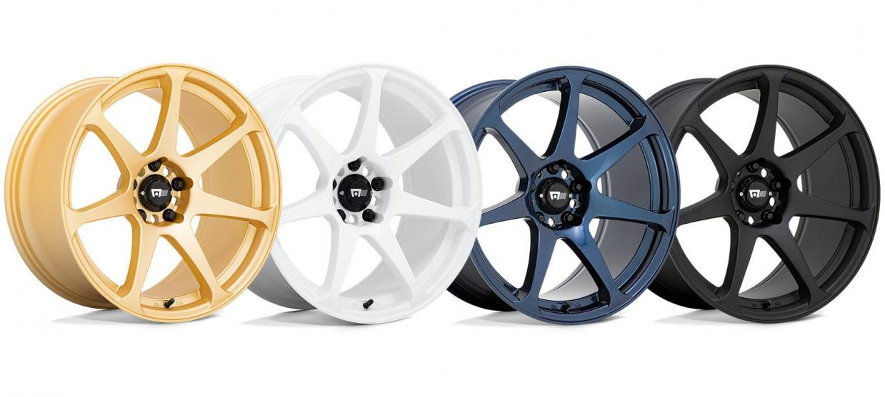 The All New MR154 Battle from Motegi Racing Wheels