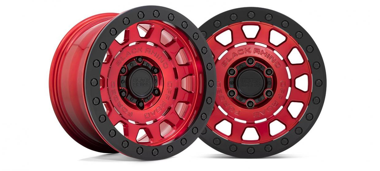 The All New Prerunner Beadlock from Black Rhino Wheels