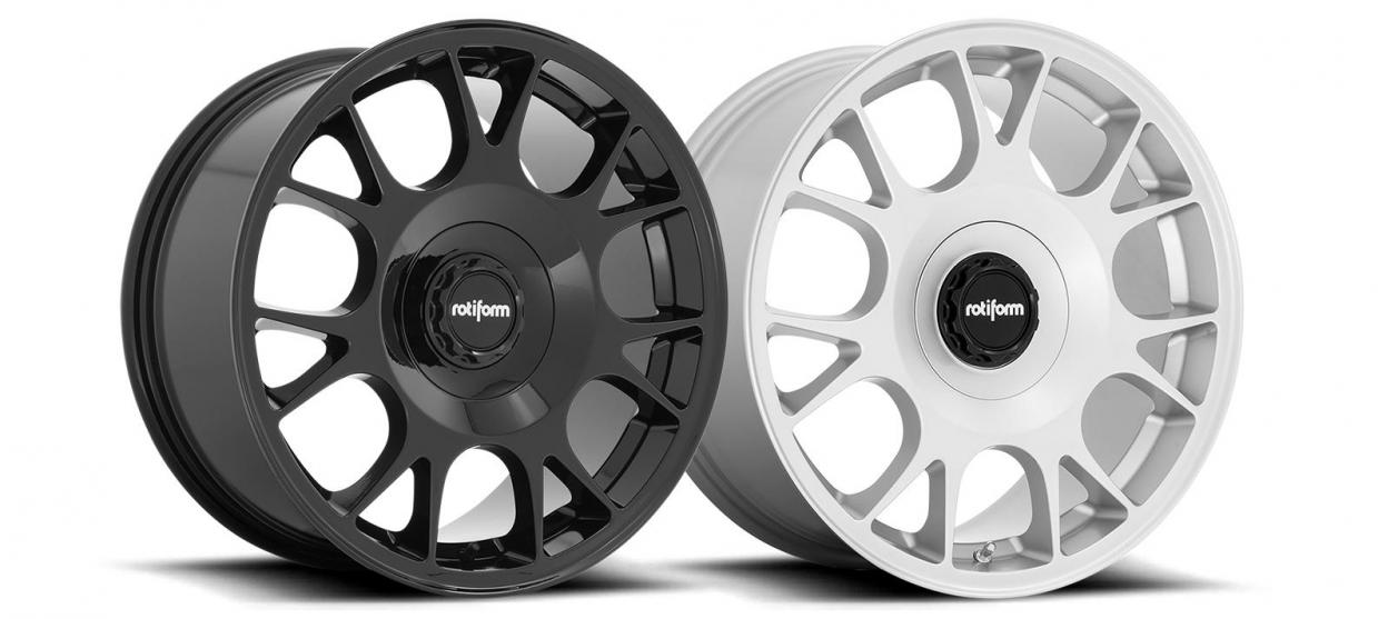 The All New TUF-R From Rotiform Wheels