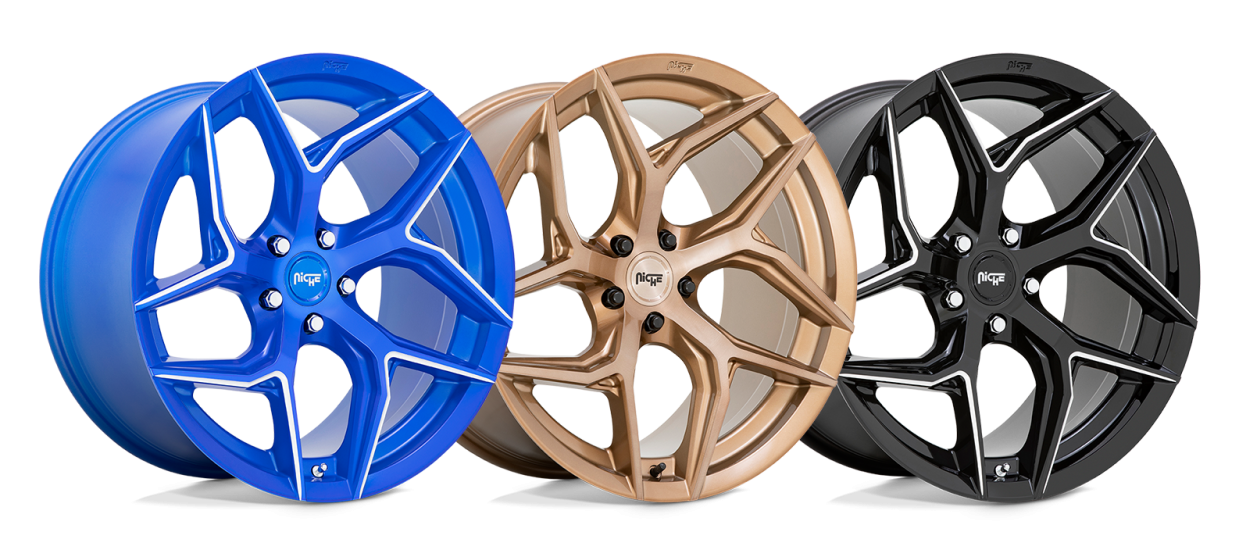 Introducing the All New Torsion from Niche Wheels