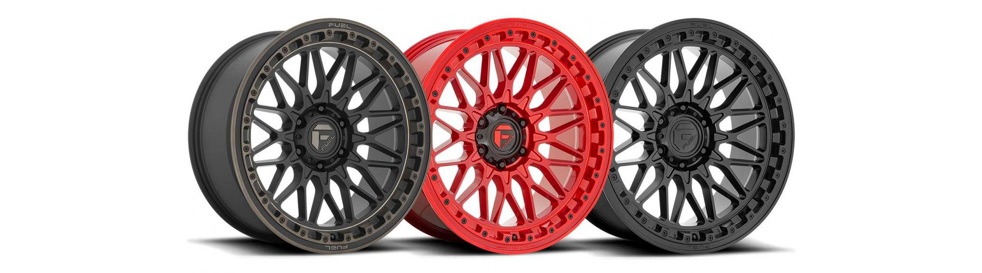 THE NEW TRIGGER FROM FUEL OFF-ROAD WHEELS