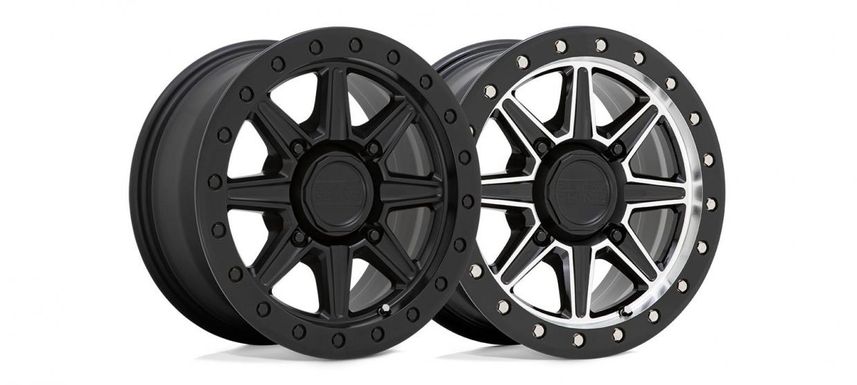 Introducing the All New Webb UTV from Black Rhino Wheels