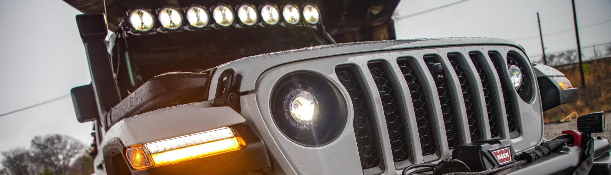 Wheel Pros Welcomes Driven Lighting Group