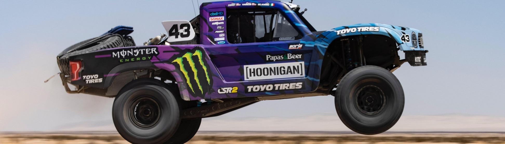Wheel Pros Welcomes Hoonigan