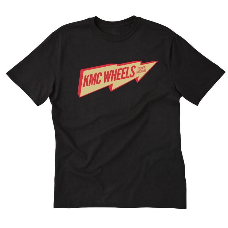 KMC Wheels T-Shirt